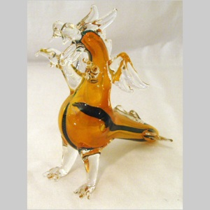 Glass Dragon Pipe