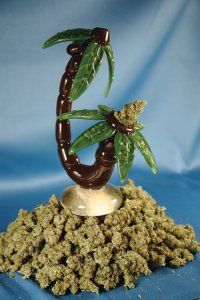 Palm Tree Pipe